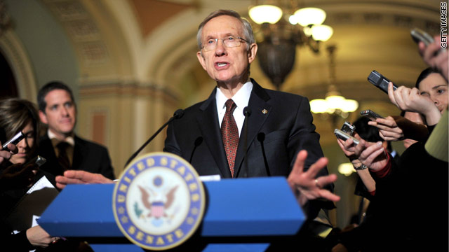 Reid: Tea Party will end