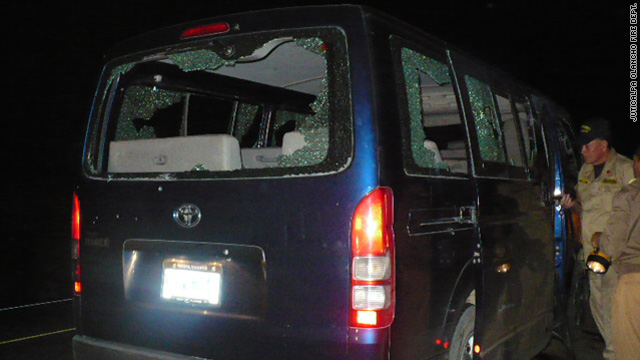 8 killed, 3 injured in Honduras bus attack