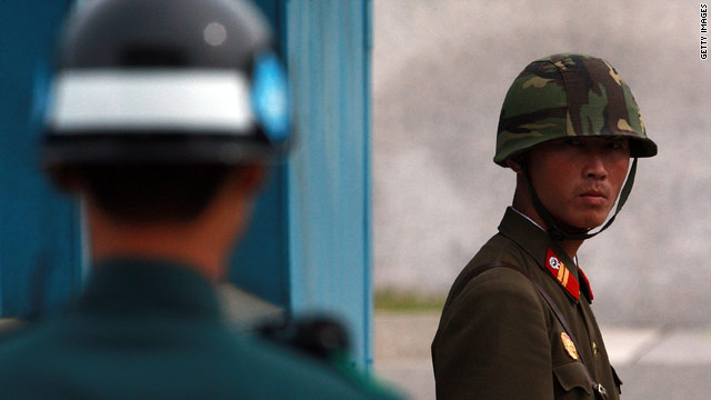 North Korea asks South to 'open hearts,' resume talks