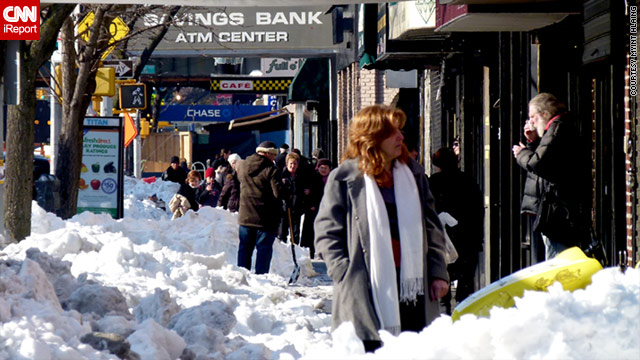Winter storm blankets Northeast, leads to canceled flights