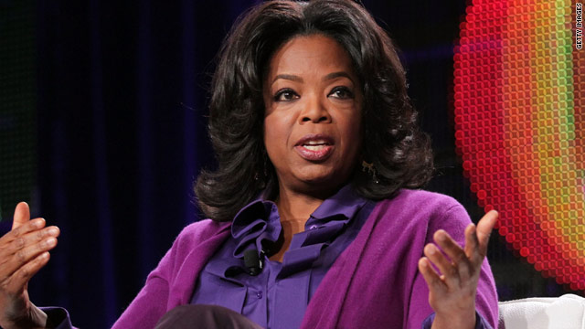 Oprah: Anderson Cooper will create his own path