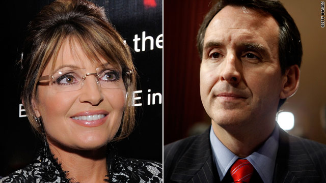 Pawlenty not afraid of Palin