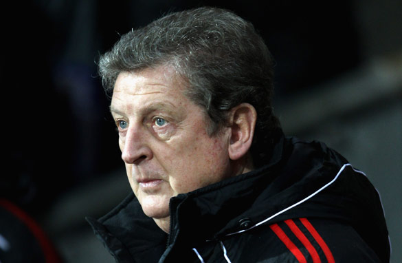 Roy Hodgson struggled to win over Liverpool's fans after replacing Rafael Benitez in July. (Getty Images)