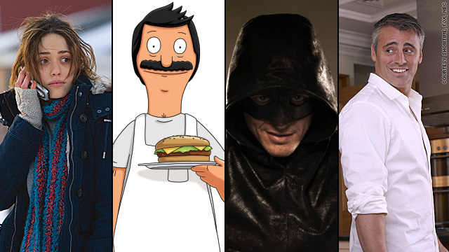 Mega recap Monday: 'Shameless,' 'Bob's Burgers,' 'The Cape' and 'Episodes'