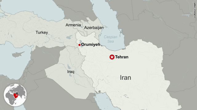 Plane with 105 aboard crashes in Iran