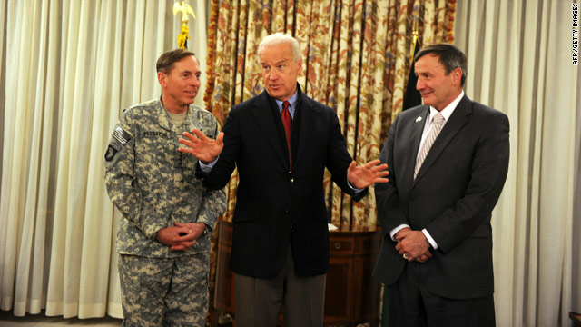 Biden makes surprise visit to Afghanistan