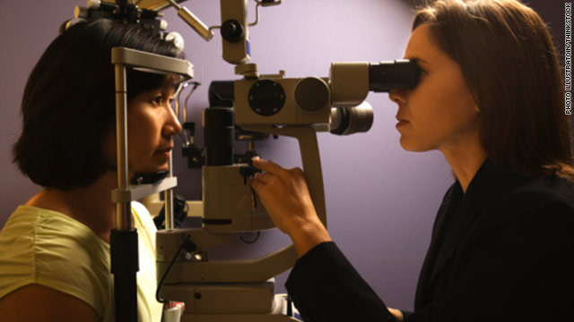 Age-related macular degeneration declining, study says