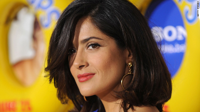 Salma Hayek getting 'Wicked' on ABC