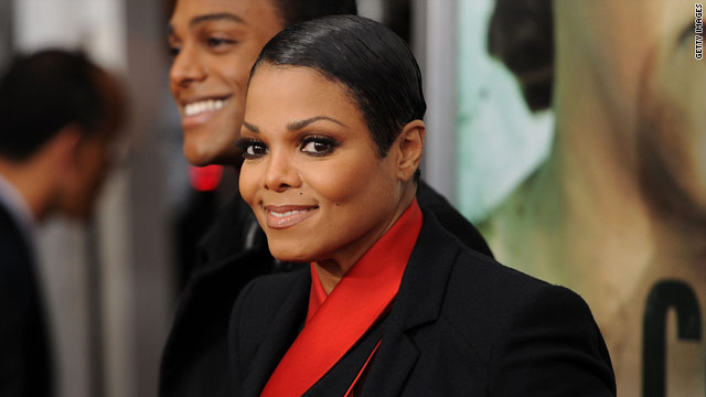 Janet Jackson bringing tour to North America