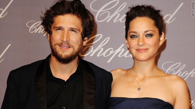 'Inception' star Marion Cotillard is expecting