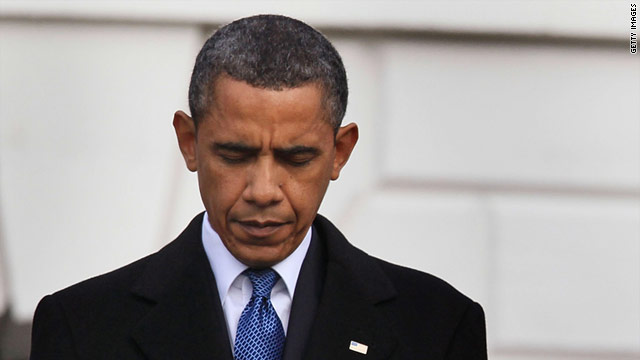 Obama to travel to Tucson Wednesday in wake of weekend rampage