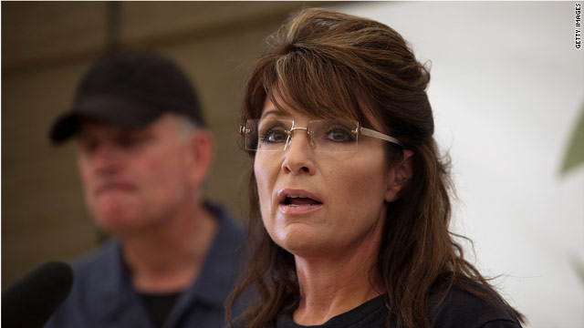 Palin: &#039;I hate violence&#039;