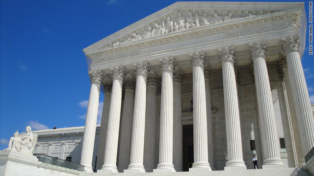 With rare change in schedule, Supreme Court observes moment of silence