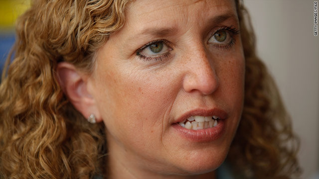 Rep. Debbie Wasserman Schultz: We have to remember &#039;words matter&#039;