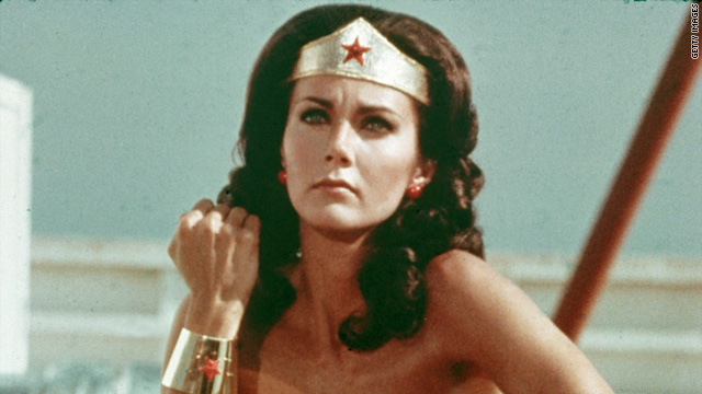 'Wonder Woman' TV series put on hold