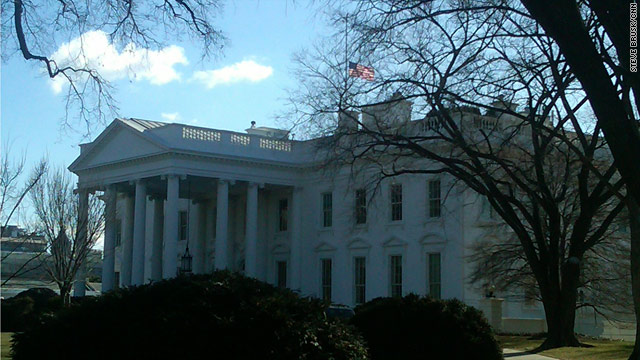 POTUS's schedule for Monday, January 10, 2011