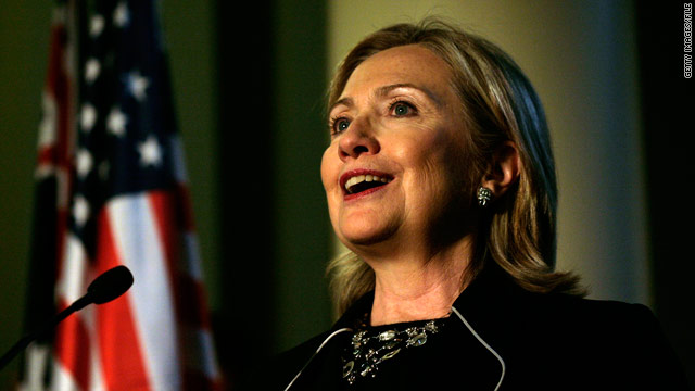 Clinton ready to leave State in 2012?