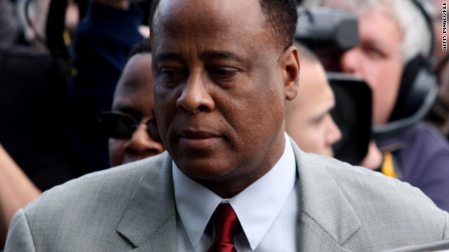 Manslaughter case against Jackson doctor Conrad Murray will go to trial