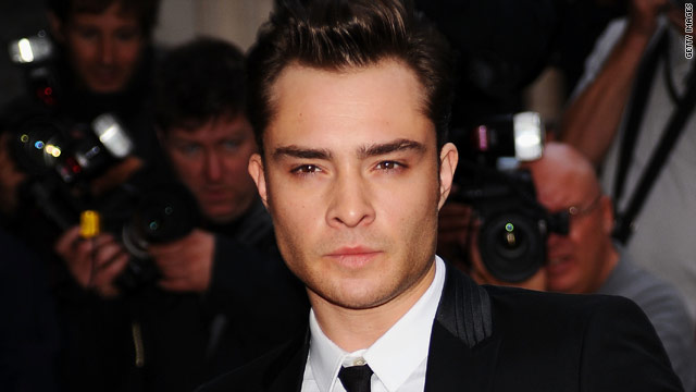 Ed Westwick added to J. Edgar Hoover biopic