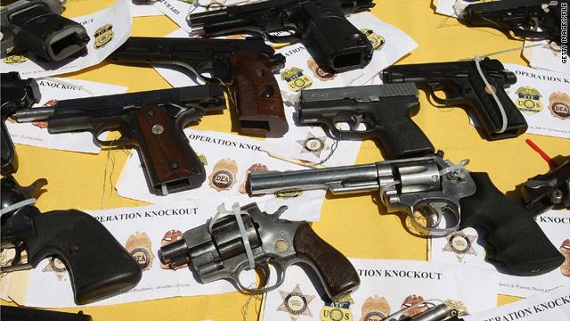 New gun control legislation in Congress unlikely