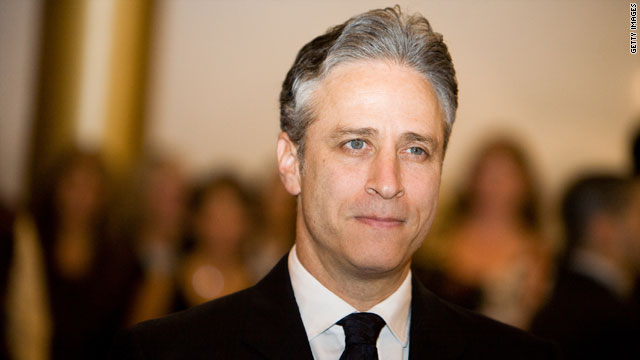 Jon Stewart speaks out about Tucson tragedy