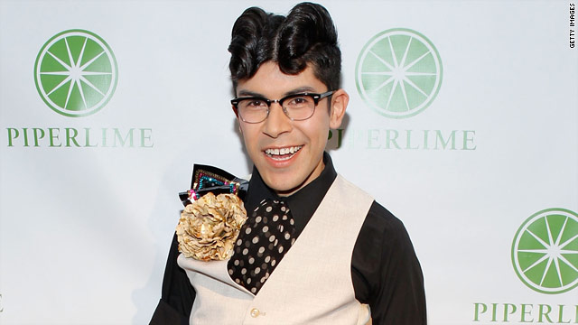 'Project Runway' star on life with HIV
