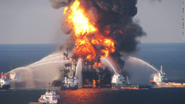 Report: Preventable failures were 'immediate causes' of Deepwater disaster