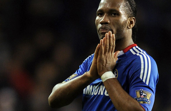 CNN's Terry Baddoo thinks Chelsea's Didier Drogba should have been included in FIFA's team of the year.
