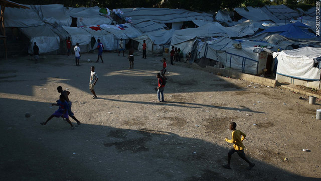 One year after Haiti earthquake: Rubble, recovery and reconstruction