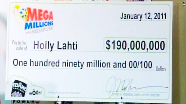 Idaho Mega Millions winner identified