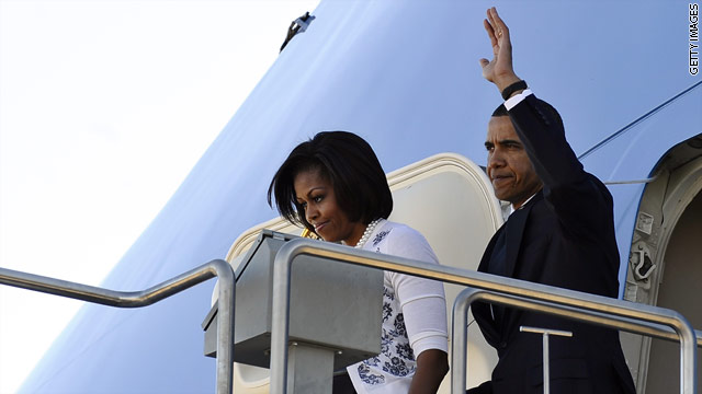 BREAKING: Obamas will visit Giffords