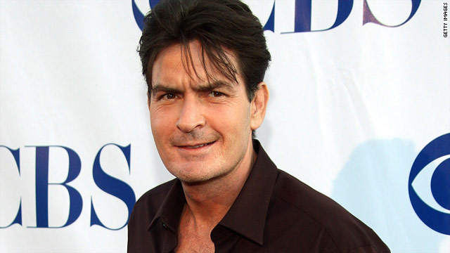 Rep: Charlie Sheen has been showing up to work