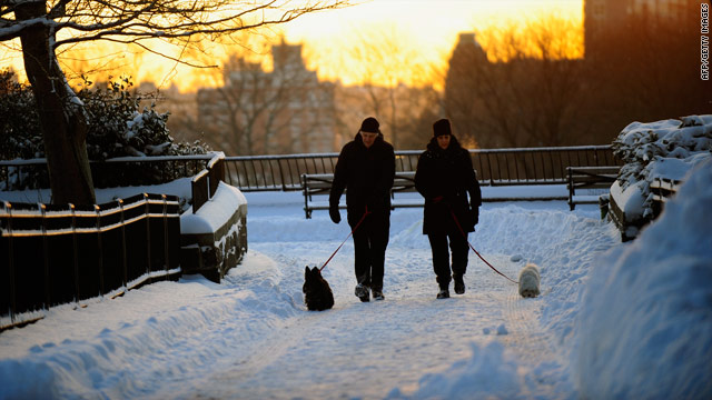Storm blankets Northeast as New England braces for more snow