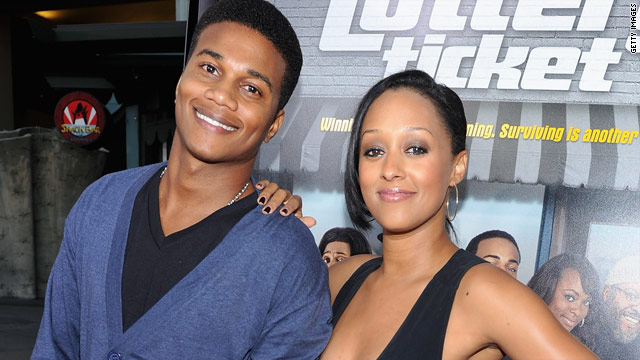 Tia Mowry is expecting