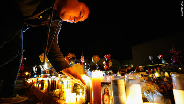 Proposed House resolution condemns 'horrific' Arizona attack