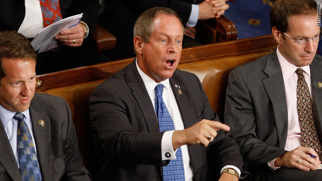 """Congressman happy rifle part engraved with """"You Lie"""" no longer being sold"""