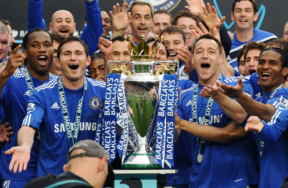 Chelsea won the 2010 English Premier League, but is it the best league in the world?