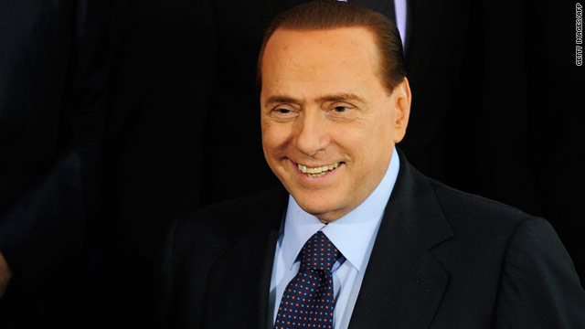 Italian court strikes part of law that would protect Berlusconi