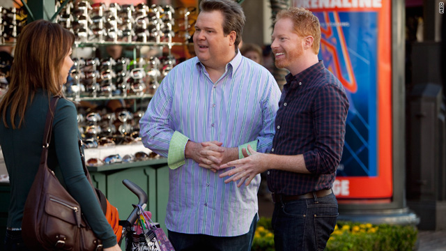 Mitchell's past comes back on 'Modern Family'