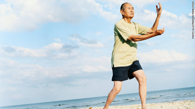 Fit Friday: Take a break, learn tai chi, walk and save yourself money