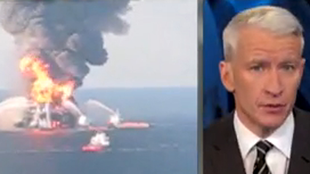 "Gotta Watch: Cooper blasts oil report; briefing room faceoff; striking gold; in ""The Room"""