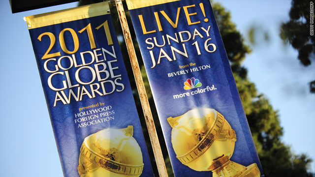 It's almost time: The 68th annual Golden Globe Awards