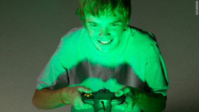 Excess gaming linked to depression, bad grades