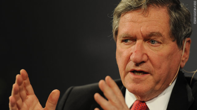 Memorial service set for famed U.S. envoy Richard Holbrooke