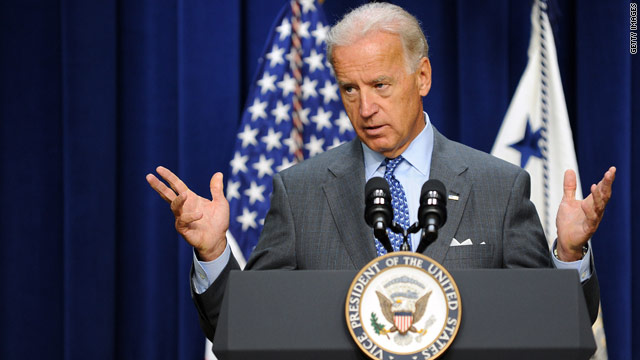 Biden picks centrist as new top aide