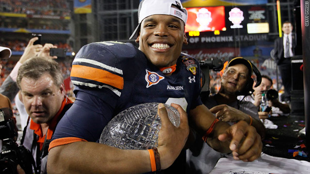 SI.com: Cam Newton and his decision to go pro