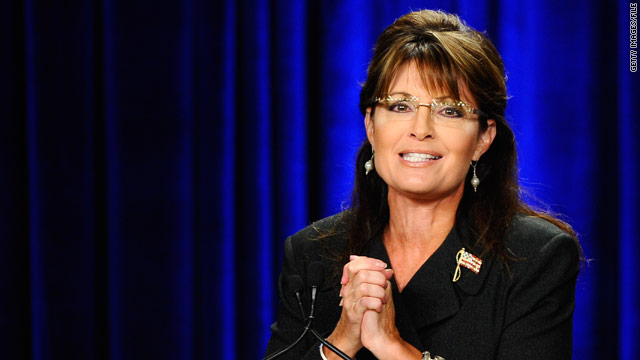 Palin back on the speaking circuit, to appear at hunting convention