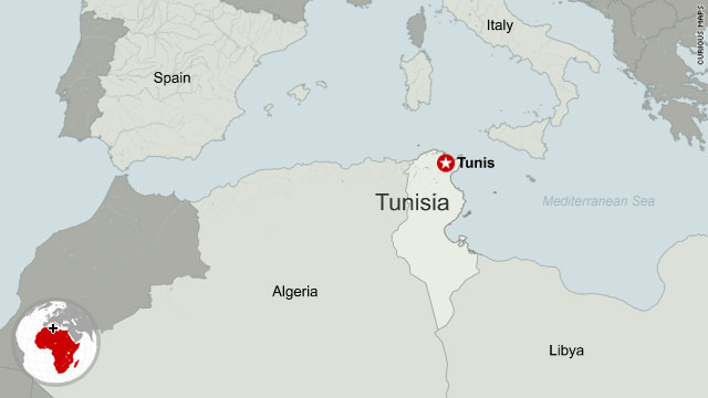 Whats going on in Tunisia CNNcom