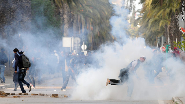 A state of emergency in crisis-ridden Tunisia