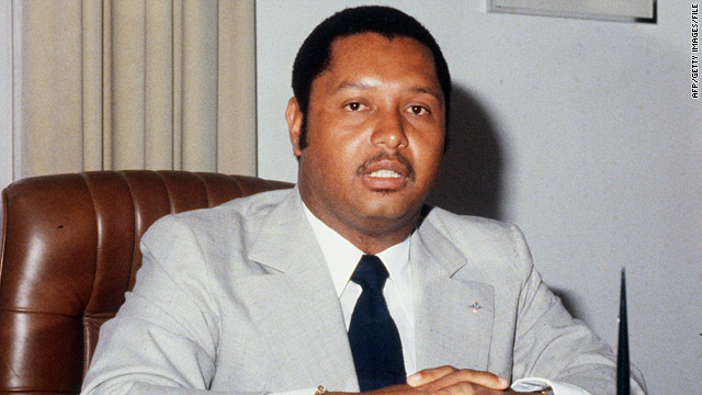&#039;Baby Doc&#039; Duvalier returns to Haiti